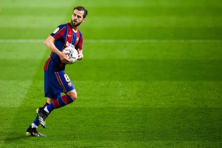 Miralem Pjanic a quitté le FC Barcelone.