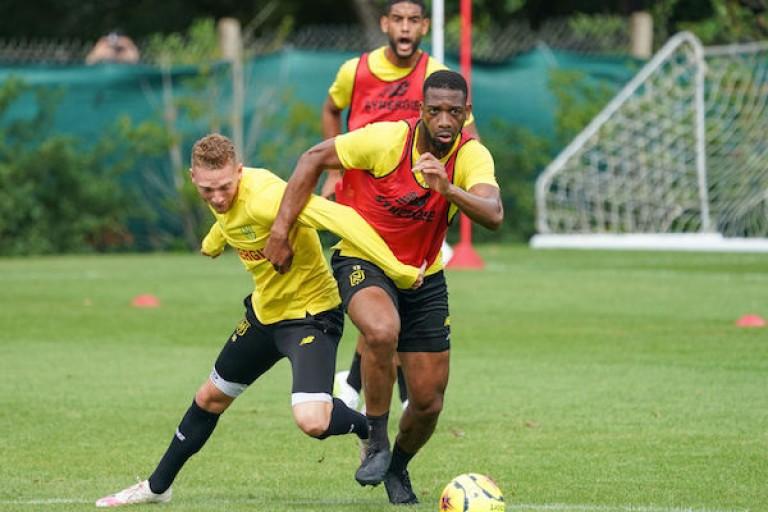 Molla Wagué s'est livré sans détour sur sa situation délicate au FC Nantes.