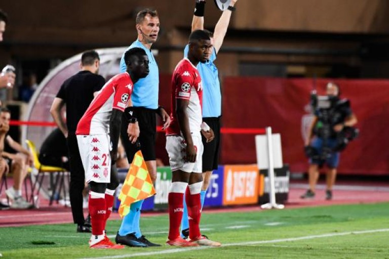 Boadu ambitieux avec l'AS Monaco