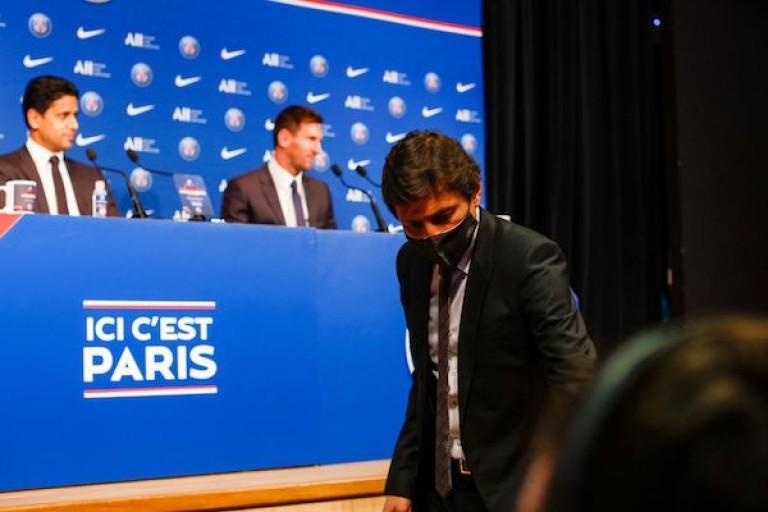 Leonardo s'est insurgé contre les révélations de l'Équipe sur les revenus de Lionel Messi au PSG.