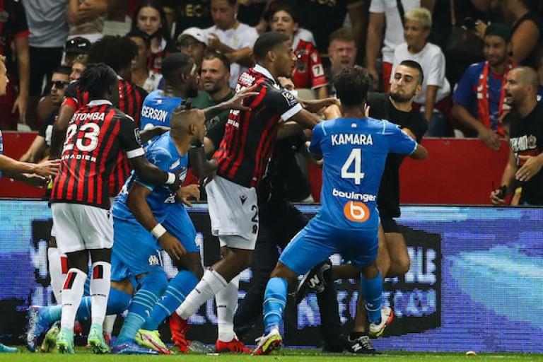 La LFP a enfin rendu son verdict concernant les violents incidents survenus lors de la rencontre entre l'OGC Nice et l' OM.