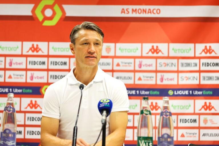 À deux jours du choc entre l'AS Monaco et l' OM, Niko Kovac s'est présenté en conférence de presse.