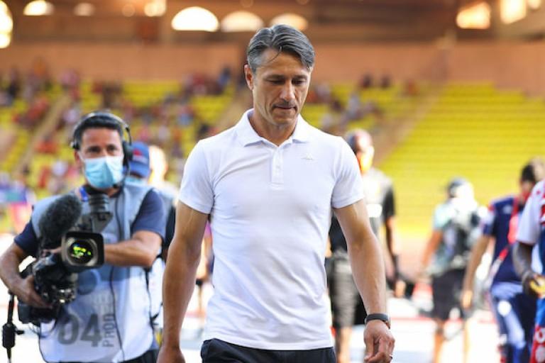 Niko Kovac, entraîneur de l' AS Monaco.