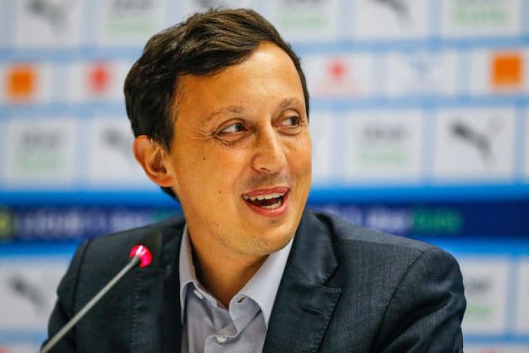 Pablo longoria, le patron de l'OM s'active en italie