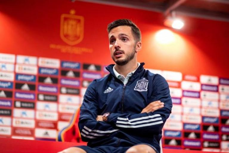 Pablo Sarabia s'explique pour le Sporting