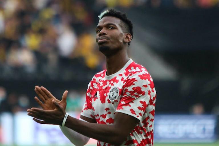 Paul Pogba pourrait rester à Manchester United