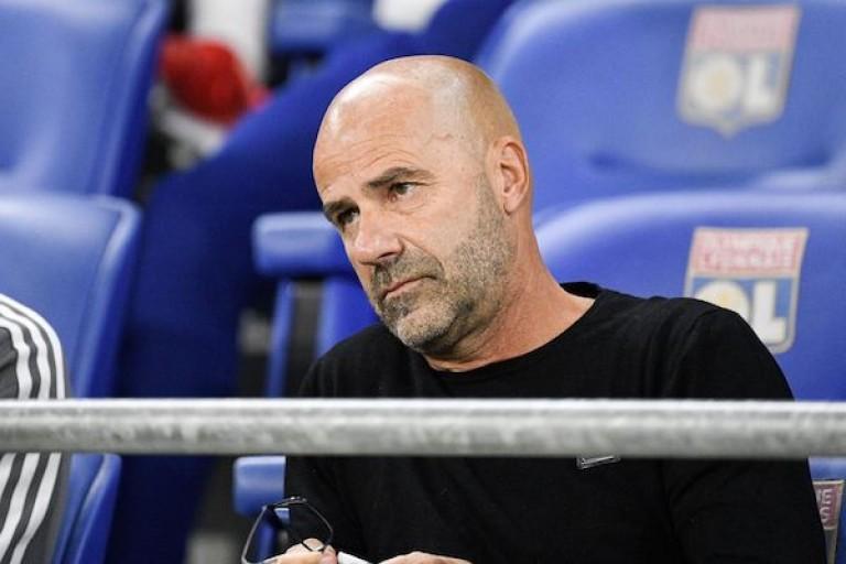 Mauvaises nouvelles pour Peter Bosz, entraîneur de l' OL, pour le derby contre l'ASSE.