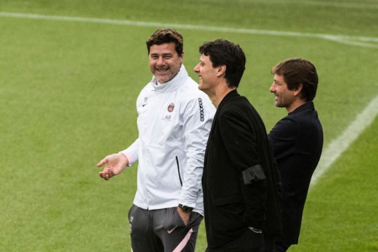 PSG : Mauricio Pochettino a reçu deux nouvelles encourageantes pour son équipe avant le choc contre Manchester City.
