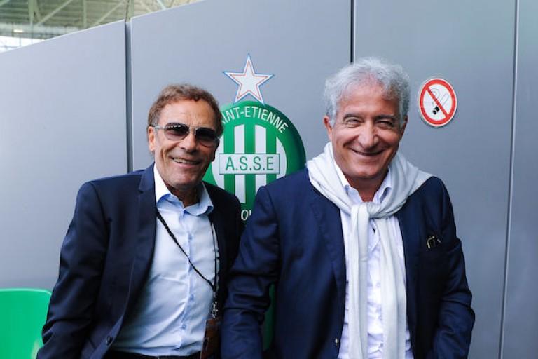 Roland Romeyer et Bernard Caïazzo veulent vendre l' ASSE.