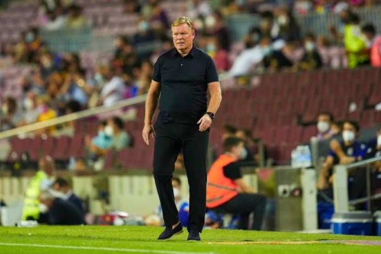 Ronald Koeman pas inquiété au Barça