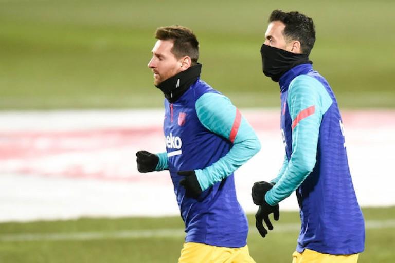 Sergio Busquets est revenu sur le départ inattendu de Lionel Messi au PSG.