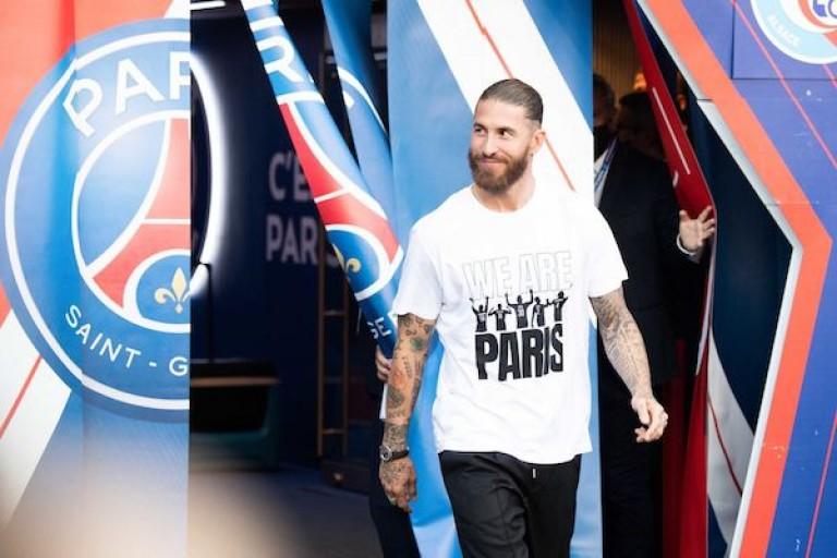PSG : Le Real Madrid n'est « pas surpris » pour Sergio Ramos.