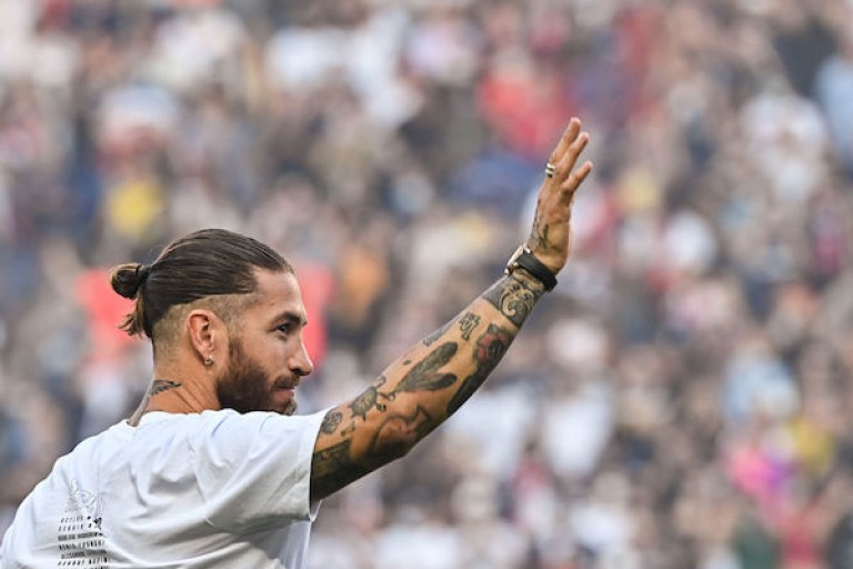 Sergio Ramos finalement absent contre Angers ?