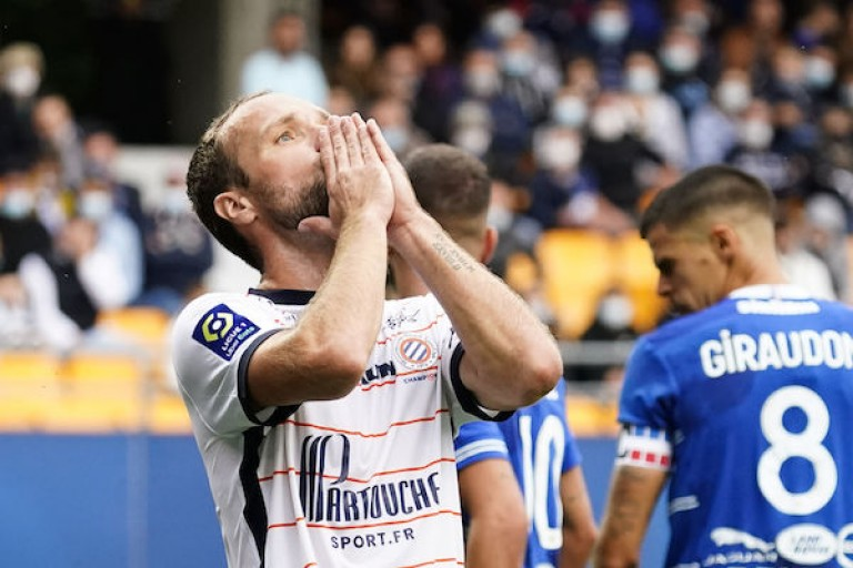 Ancien joueur de l' OM, Valère Germain a rejoint le MHSC cet été.