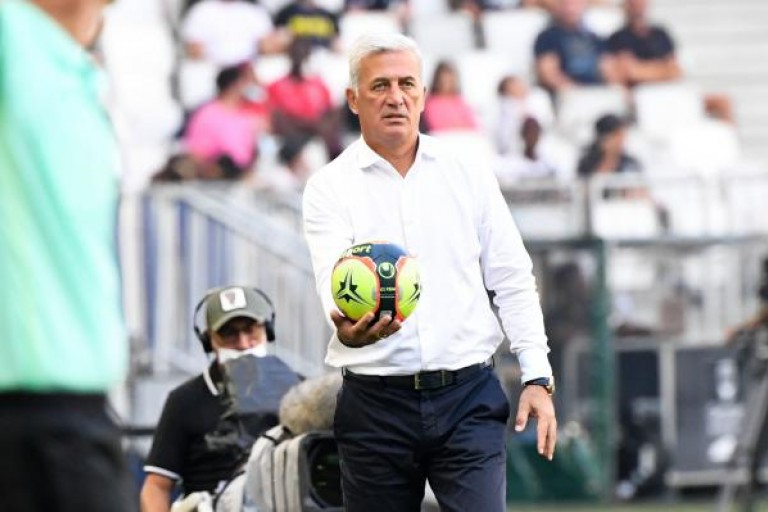Vladimir Petkovic, le coach de Bordeaux