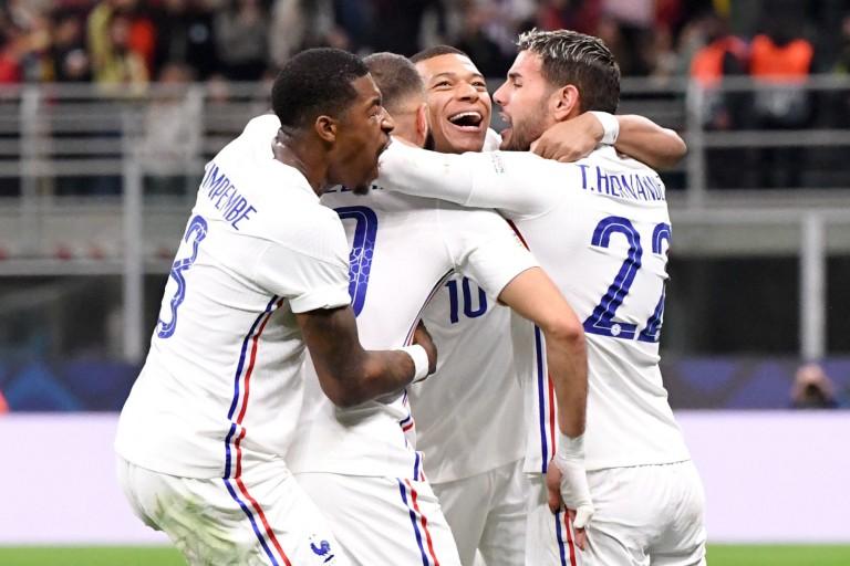 Equipe de France : Découvrez le jackpot qu'empocheront les Bleus après leur victoire en Nations League.