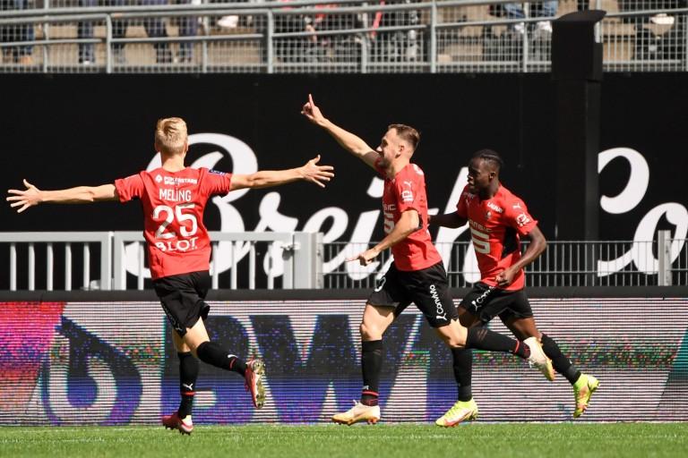 Stade Rennais : Le SRFC dans les meilleurs coureurs de Ligue 1.