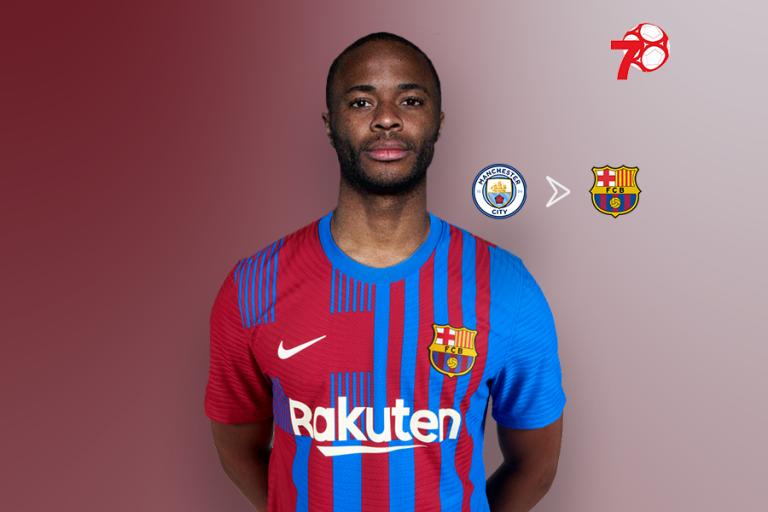 Barça : Raheem Sterling donne son feu vert au club.