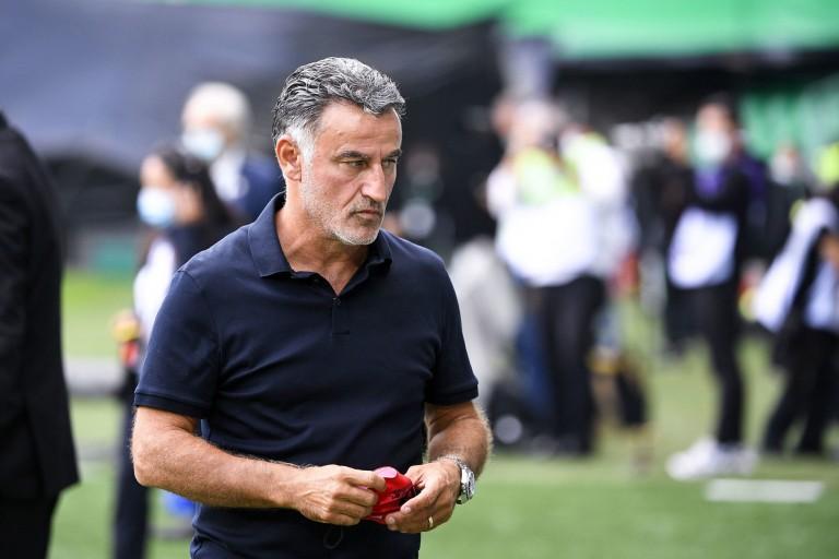 L'entraîneur de l' OGC Nice, Christophe Galtier, souhaite recruter un jeune gardien de but.
