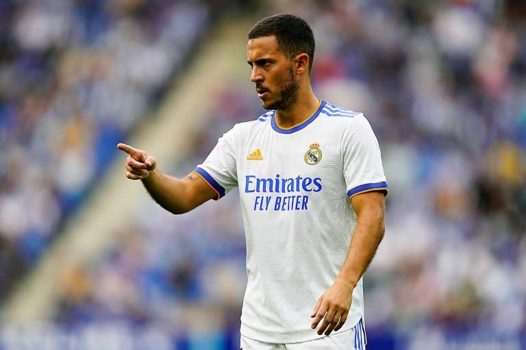 Eden Hazard reste un éventuel candidat au départ du Real Madrid.