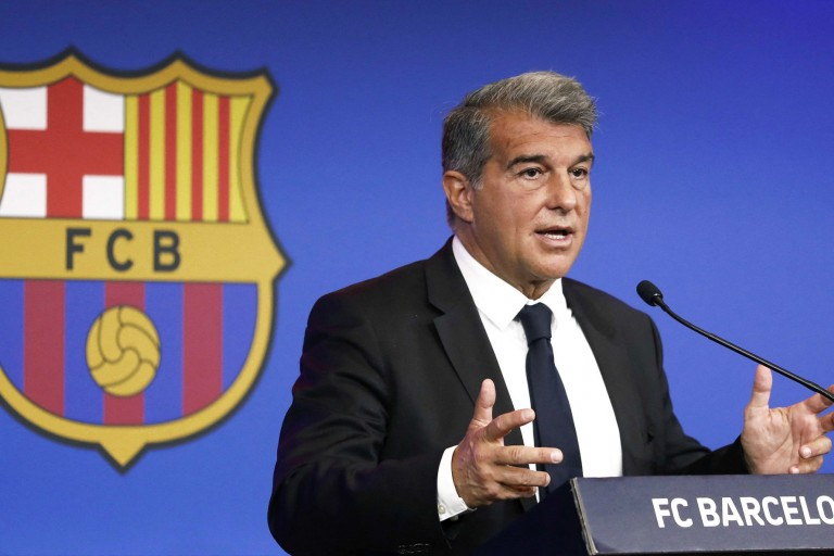 Président du Barça, Joan Laporta a réglé le dossier Pedri