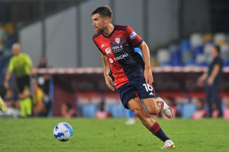 Prêté cette saison à Cagliari, Kevin Strootman pourrait rapidement faire son retour à l' OM.