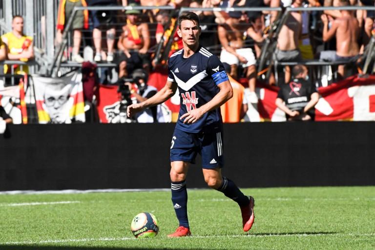 Laurent Koscielny, défenseur et capitaine de Bordeaux.