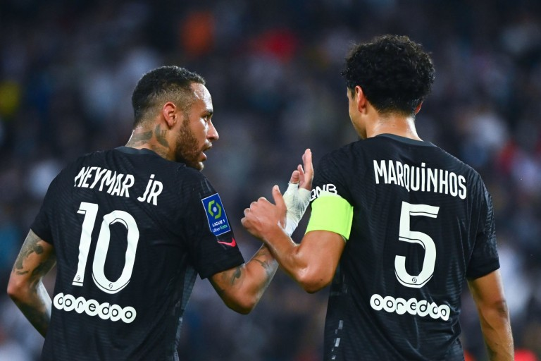 PSG-Angers : Découvrez la compo du Paris SG.
