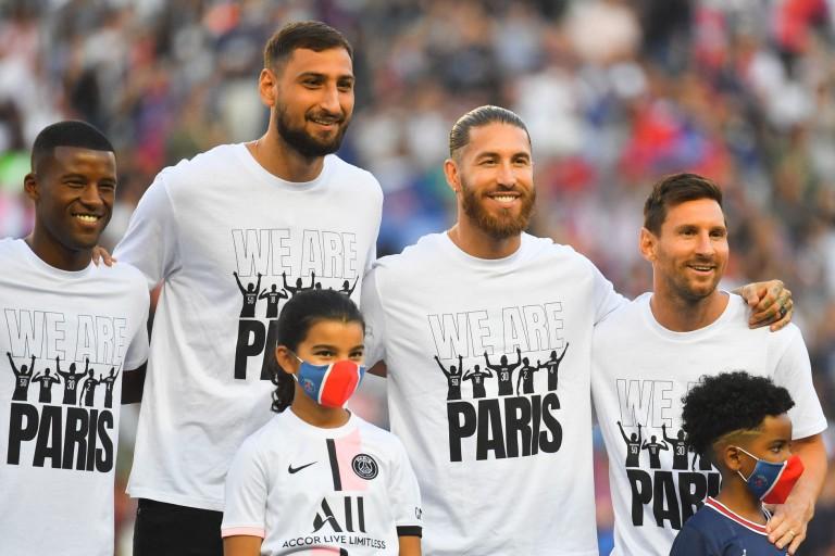Déjà la fin pour Sergio Ramos au PSG