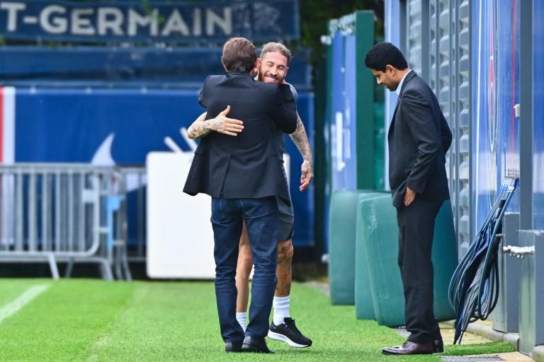 Pas de départ pour Sergio Ramos du PSG