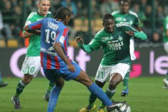 Transferts – Bakary Sako (ex-ASSE) à Crystal Palace (off.)