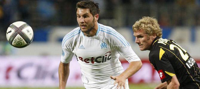 Actualité foot – Transferts : L'OM confirme la présence de Gignac en Angleterre