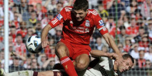 Mercato – Liverpool : Steven Gerrard officialisé par LA Galaxie !