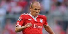 Brésil 2014 – Pays-Bas : Robben se repose