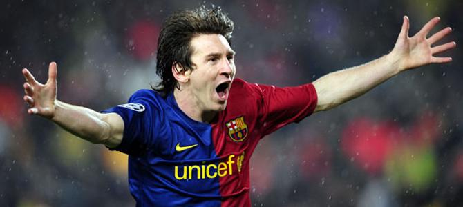 Liga – Barça – Transfert : Messi pulvérise le Real  Majorque !