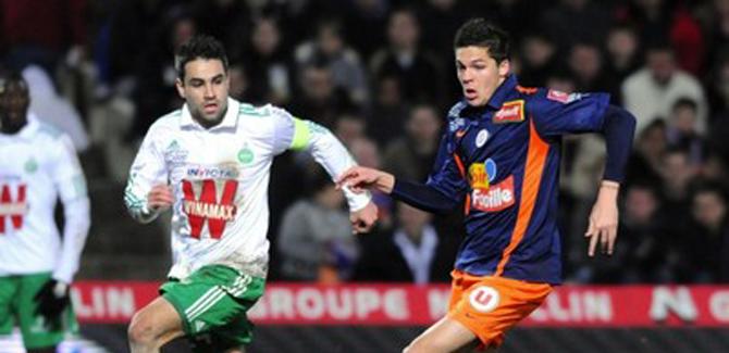 Transfert foot : Montpellier prête Martin à Amiens (Off.)