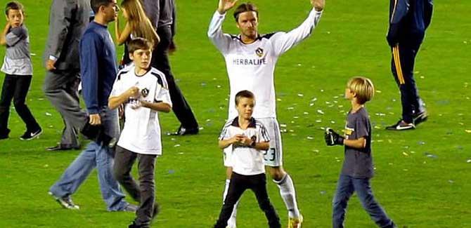 PSG : Un Ballon D'Or Pour Remplacer Beckham ?
