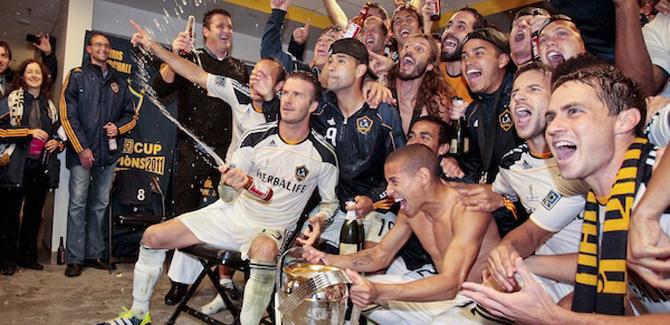 Transfert : David Beckham, après le trophée le temps de la décision !