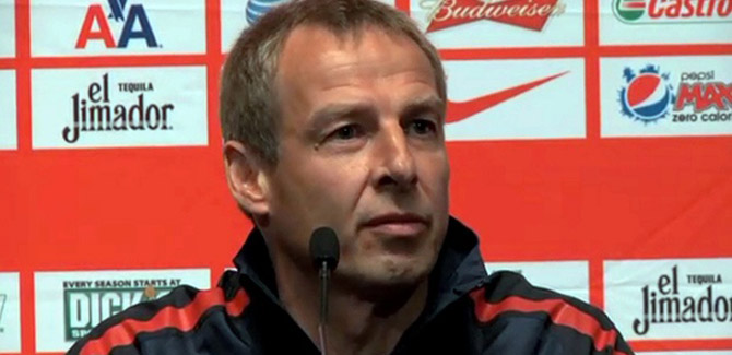 France-USA – Transfert : Klinsmann « Arsène Wenger a complimenté mes joueurs »