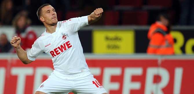 Lazio de Rome – Transfert : Podolski rejoindra-t-il Klose ?
