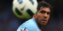 Transfert : Tevez je n'ai pas envie de partir de Manchester City
