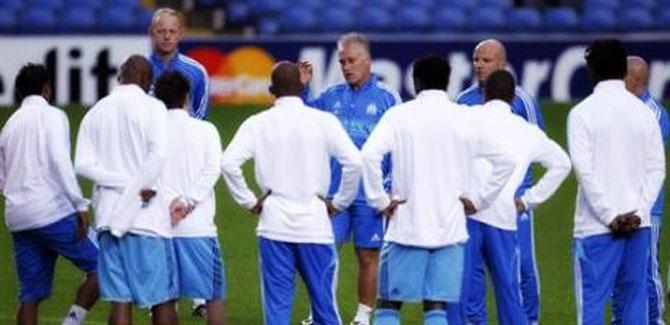OM – Red Star – Transfert : Patrice Haddad admiratif de Marseille.