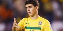 Transfert : Chelsea aurait un accord pour Oscar