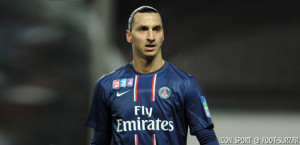 Zlatan Ibrahimovic vers Los Angeles Galaxy