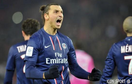 PSG : Zlatan a fait un excès de vitesse de 325KM/h