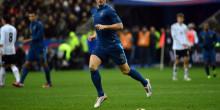 Infos – Equipe d'Allemagne : Un joueur se tord de douleur !