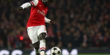 Transfert – Arsenal: Sagna loin du PSG, proche de l'Anzhi ?