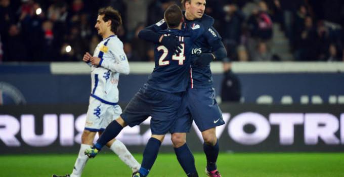 PSG : Numéro 10, Ibrahimovic voulait bien le donner à Marco Verratti !