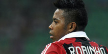 Transfert – Milan AC : Robinho de retour au Brésil ?