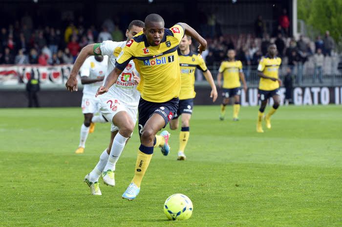 Sochaux – Bakambu : «ça va se jouer entre les trois»